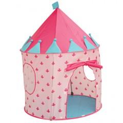 Roba children's tent pink 69004