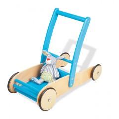 Pinolino Lauflernwagen Uli blau