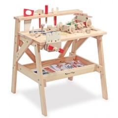 Melissa & Doug 12369 Wooden project workbench