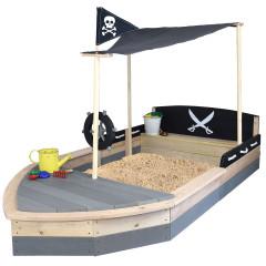 Sun Sandkasten Boot Pirat