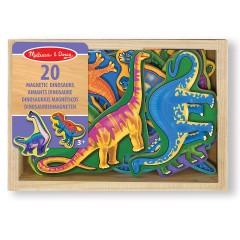 Melissa & Doug Magnete Dinosaurier