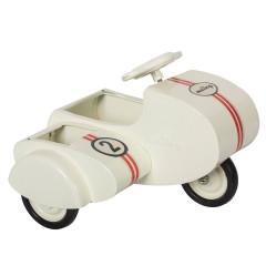 Maileg Scooter mit Seitenwagen für Micro