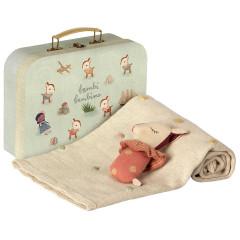 Maileg Baby Geschenk-Set , Rose