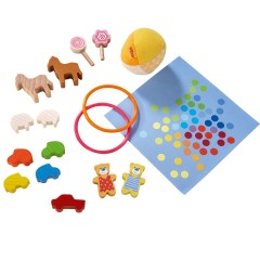 Haba Litte Friends – Set de juego Mis juguetes favoritos
