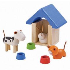 PlanToys Haustiere und Zubehör