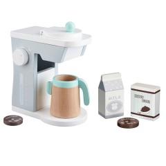 Kids Concept Kaffeemaschine weiß/ grau
