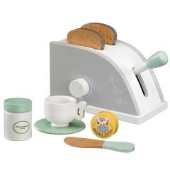 Kids Concept Toaster weiß/grau