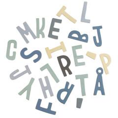 Sebra Magnetbuchstaben I
