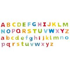 Hape Apprendre À Lire Et À Écrire - Alphabet Magnétique E1047
