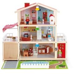 Hape Puppenhaus Puppen-Villa