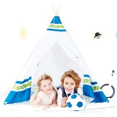 Hape Teepee Tent - Blue E4308