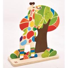 Hape Jungle Buddies Paint and Play - E5109