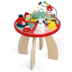 Janod Baby Forest Activity Tisch