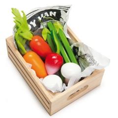 Le Toy Van Récolte de Légumes