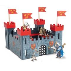 Le Toy Van Meine erste Burg - Rot