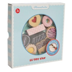 Le Toy Van koekjes- en bordenset