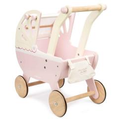 Le Toy Van Honeybake Puppenwagen, pink