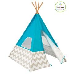 KidKraft Namiot dla dzieci / Tipi 00223 niebieski