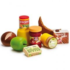 Erzi Assortiment pour petit déjeuner - 28152