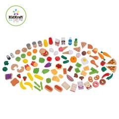 KidKraft Gourmandises en plastique 63183