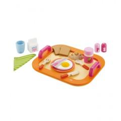 Sevi vassoio per colazione - accessori inclusi