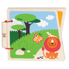 Hape Libro Zoo Display - E0031