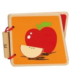 Hape Libro Para Bebé, Fruta - E0039