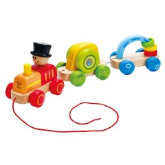 Hape Petit Train Coloré - E0431