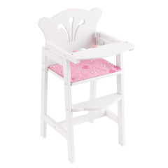 KidKraft Lil' Doll High Chair 61101