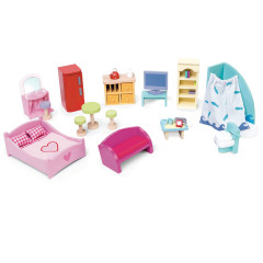 Le Toy Van Deluxe Starter Furniture