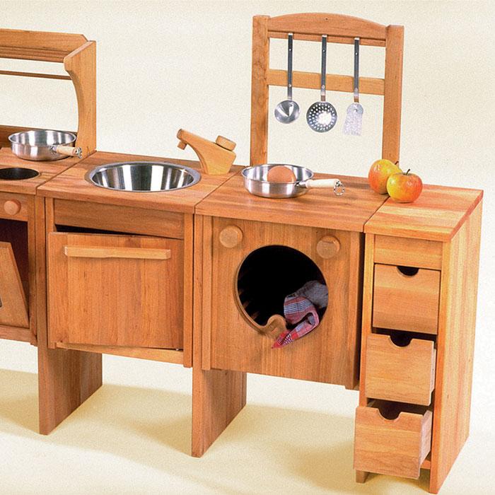 Cucine Per Bimbi : Sch?llner cucina per bambini completa giocattoli di ...