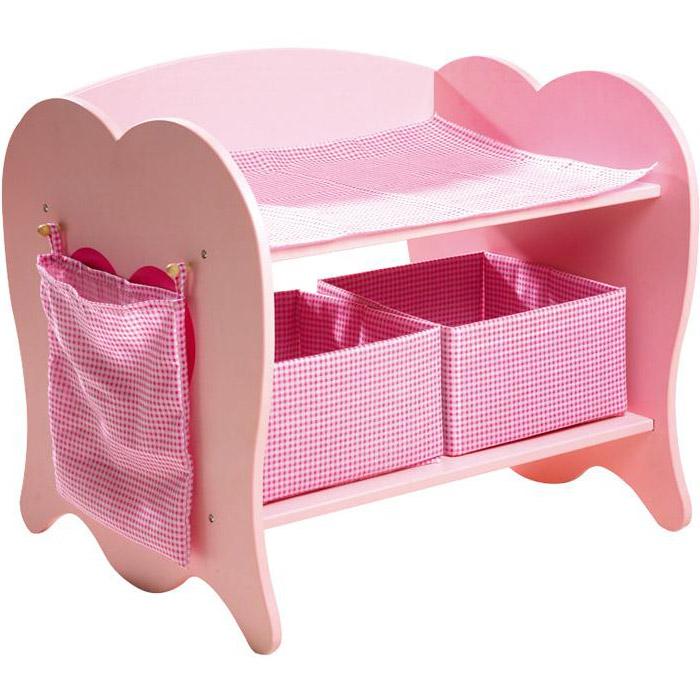 puppenm bel wickeltisch aus solidem holz pirum. Black Bedroom Furniture Sets. Home Design Ideas
