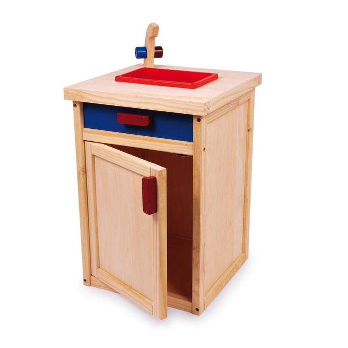 kinderk che aus holz k chensp le f r kinder bei pirum kaufen. Black Bedroom Furniture Sets. Home Design Ideas