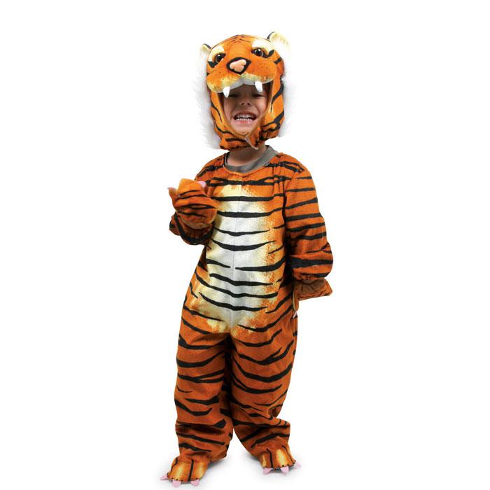Fasching Kinderkostum Tiger Fur Karneval Kinderkostume