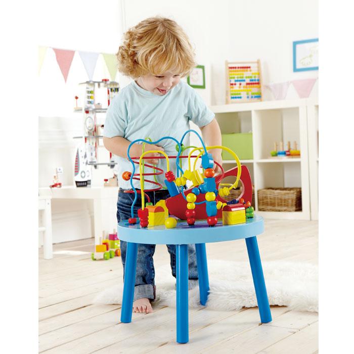 motorikspielzeug ozeanabenteuer aus holz von hape. Black Bedroom Furniture Sets. Home Design Ideas
