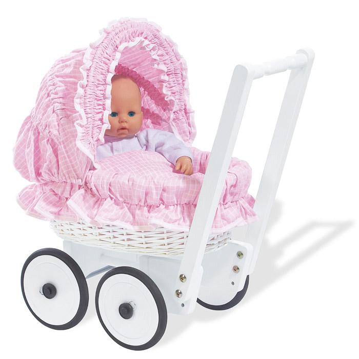 Lauflern Puppenwagen Aus Holz ~ Puppenwagen aus Holz von Pinolino