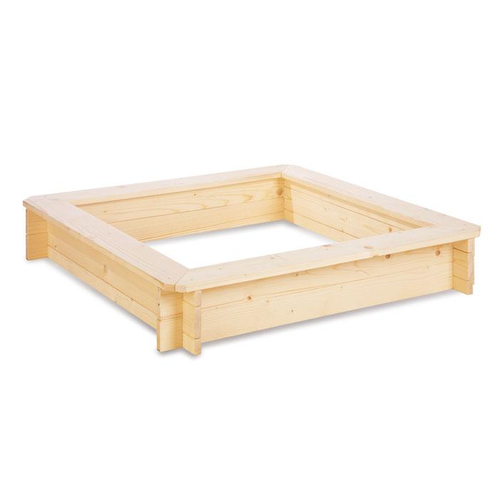 sandkasten louis aus holz von pinolino. Black Bedroom Furniture Sets. Home Design Ideas