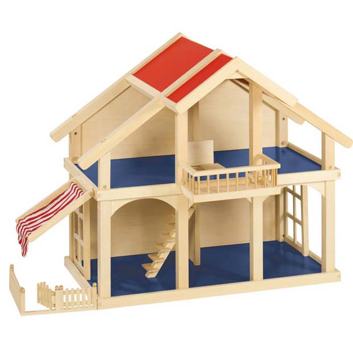 Puppenhaus aus Holz für Kinder von Kidkraft, Goki & Hape