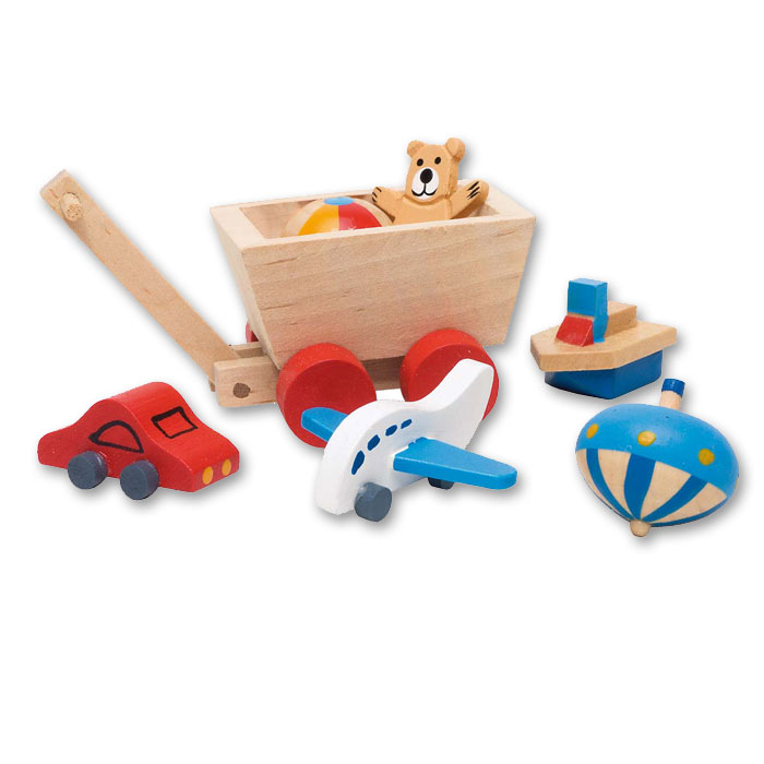 Accessori per casa bambole goki camera dei bambini pirum - Accessori cameretta bambini ...