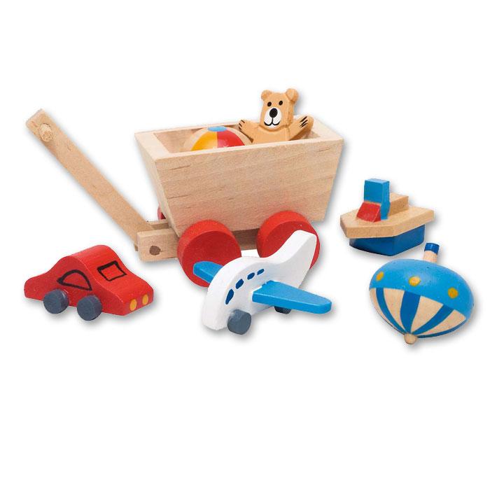 Goki puppenhausm bel kinderzimmer f rs puppenhaus for Kinderzimmer accessoires