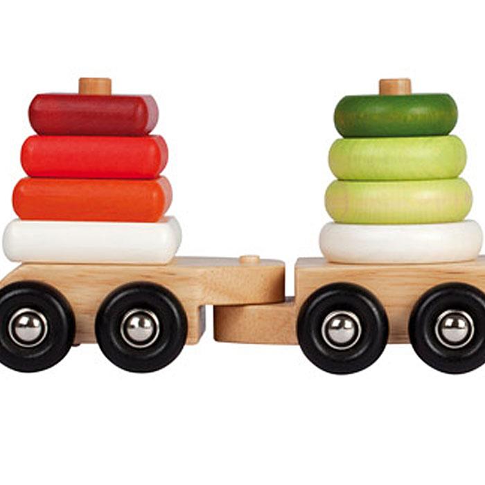 janod holz eisenbahn 05601 f r kinder holzspielzeug g stig kaufen. Black Bedroom Furniture Sets. Home Design Ideas