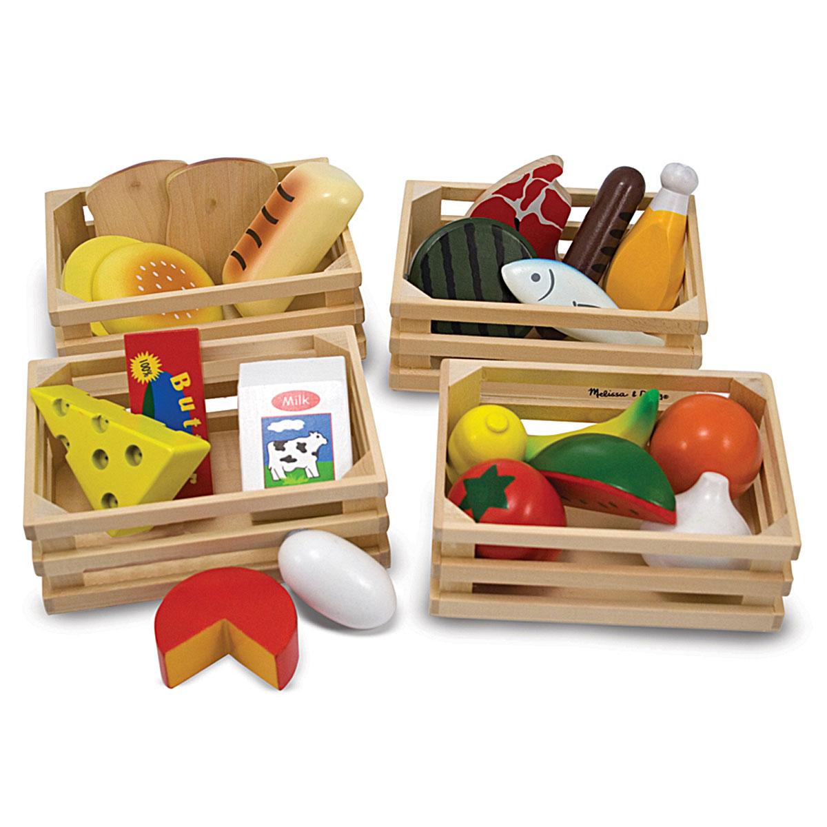 Melissa /& Doug Kasse aus Holz Rollenspiel Kaufladen Kinder Spielzeug Neu