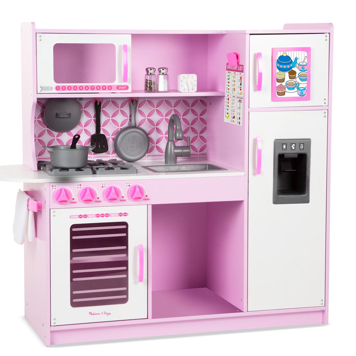 melissa doug kinderk che rosa 14002 pirum. Black Bedroom Furniture Sets. Home Design Ideas