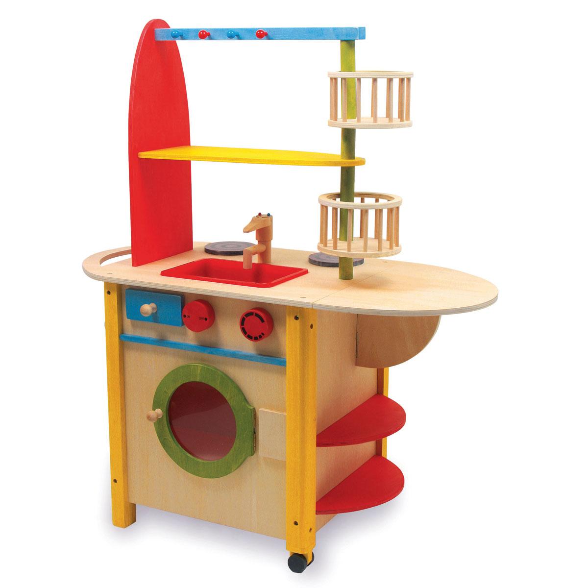 Kinderküche aus Holz für Kinder: Spielküche kaufen - Pirum
