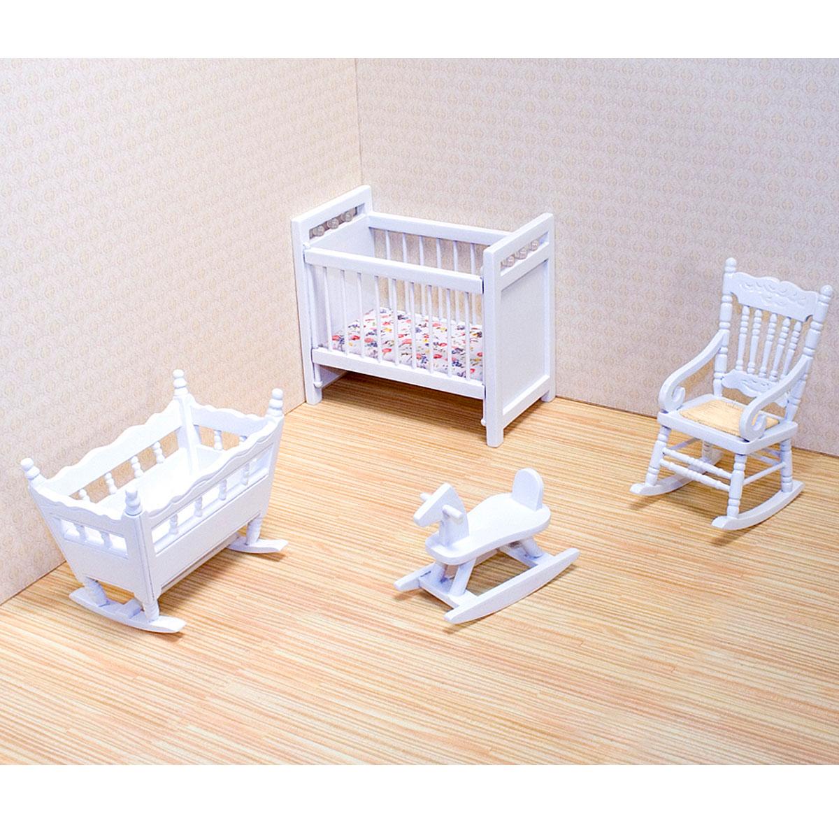 Melissa doug 12585 meubles de maison de poup e for Ensemble de meuble de chambre