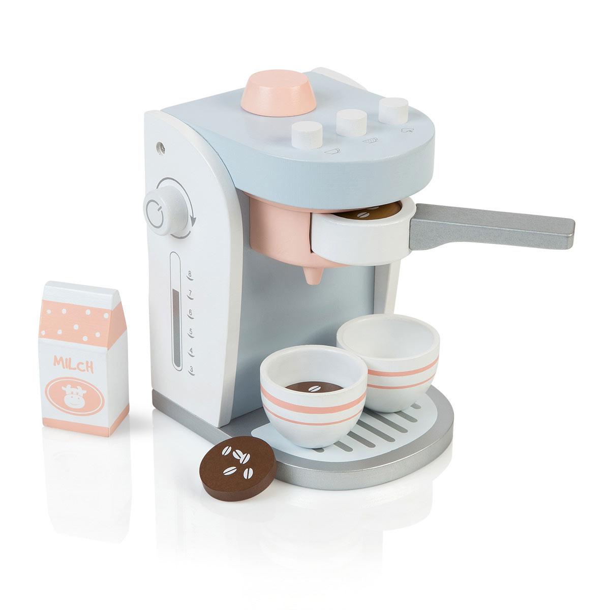 MUSTERKIND Kaffeemaschine Olea aus Holz für die Kinderküche