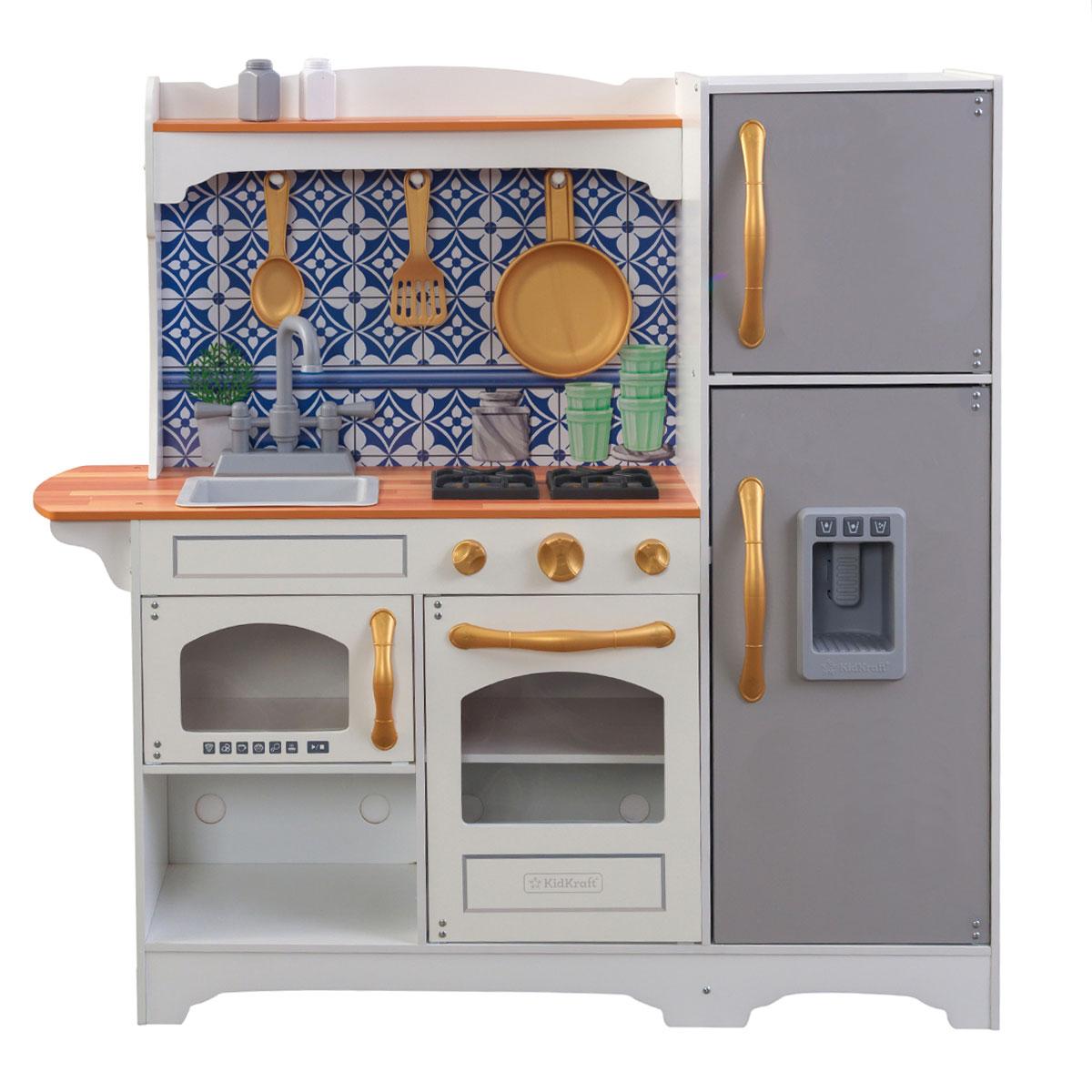 Kidkraft Cuisine Pour Enfants Mosaic Magnetic 53448 Pirum