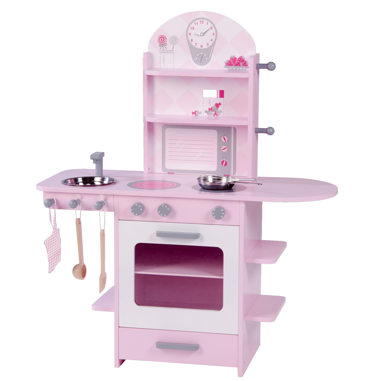 Roba 98928 Kuchnia Dla Dzieci Różowa