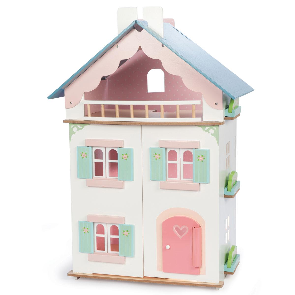 le toy van la maison de juliette h128 pirum. Black Bedroom Furniture Sets. Home Design Ideas