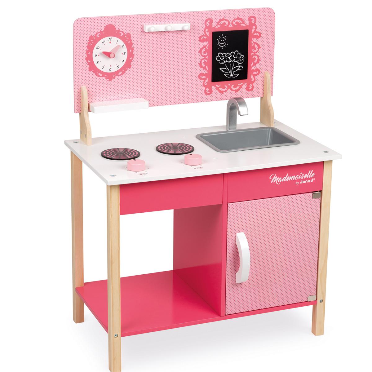 Janod Moja Pierwsza Mała Kuchnia Mademoiselle